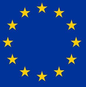 Logo of the flag of the European Union