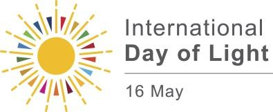 logo of the international day of light